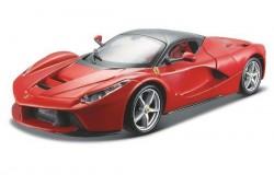 Ferrari 1:24 red