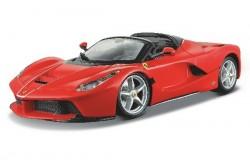 Ferrari LaFerrari Aperta 1:24 red