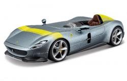 Ferrari Monza SP1 1:24 silver