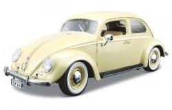 VW kafer beetle (1955) 1:18 beige