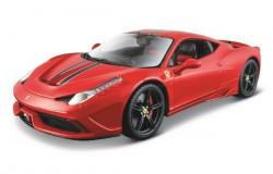 Ferrari Signature 458 Special 1:18 red
