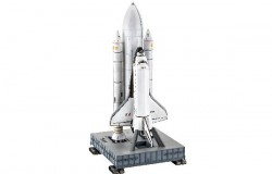 Gift Set Space Shuttle & Booster 40th Anniversary
