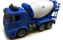 Cementblander med lys, lyd & Try Me 1:14 blå